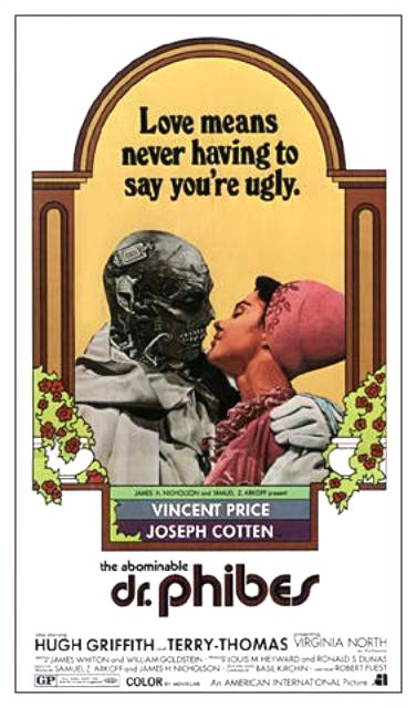 Abominable Dr. Phibes (1971)