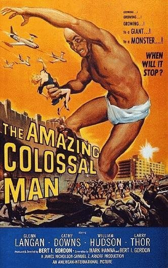 Amazing Colossal Man (1957)