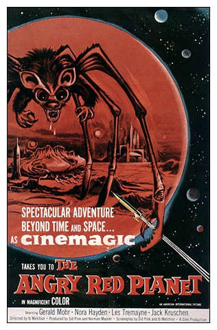 Angry Red Planet (1960)