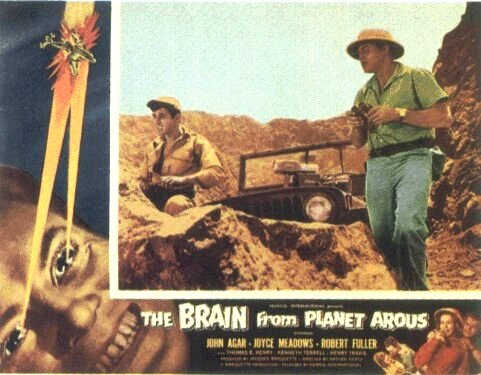 Brain From Planet Arous (1957)