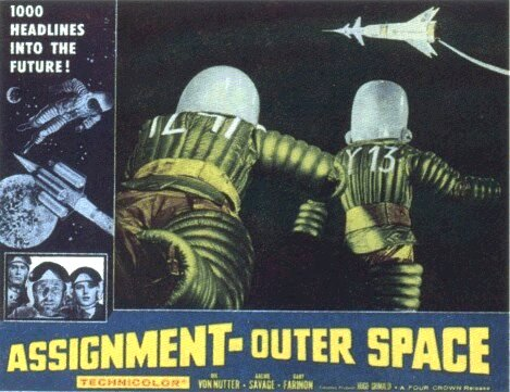 Assignment Outer Space (1960)