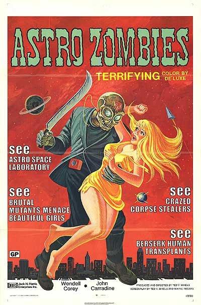 Astro Zombies (1968)