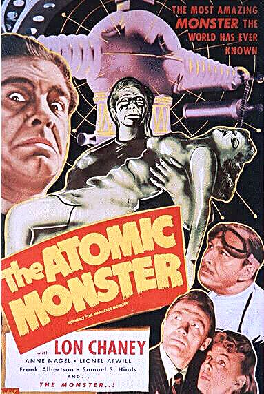 Atomic Monster (1941)