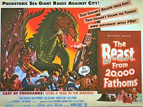 Beast From 20000 Fathoms (1953)