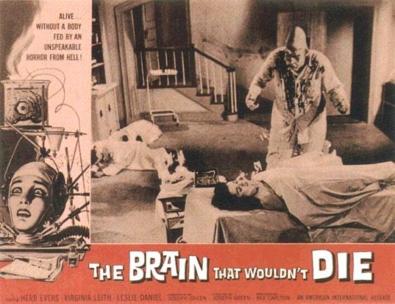 Brain That Wouldn't Die (1962)