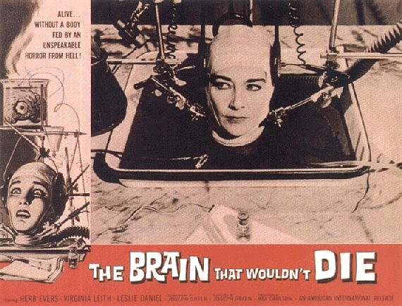 Brain That Wouldn't Die (1962)