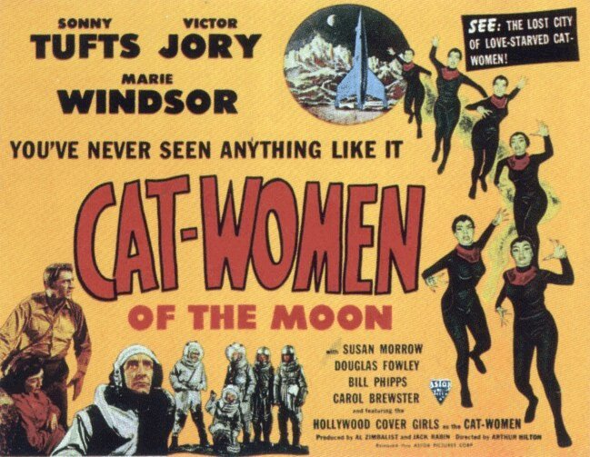 Cat-Women of the Moon (1953)