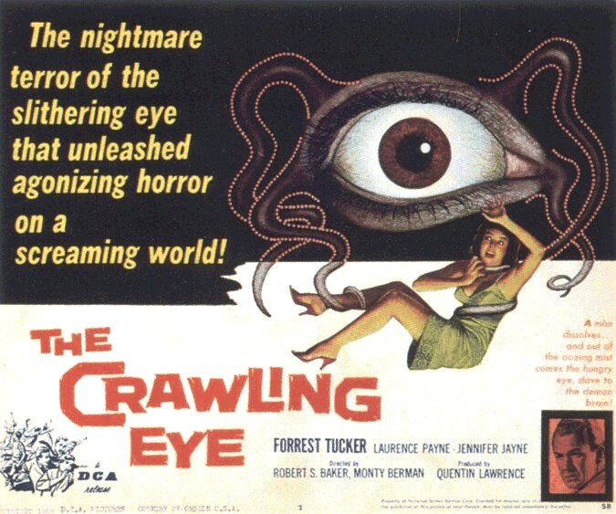 Crawling Eye (1958)
