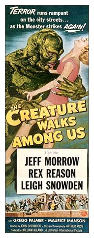 Creature Walks Among Us (1956)