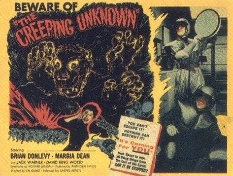 Creeping Uknown (1955)