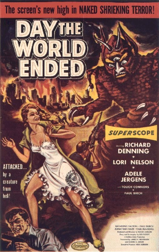 Day the World Ended (1955)