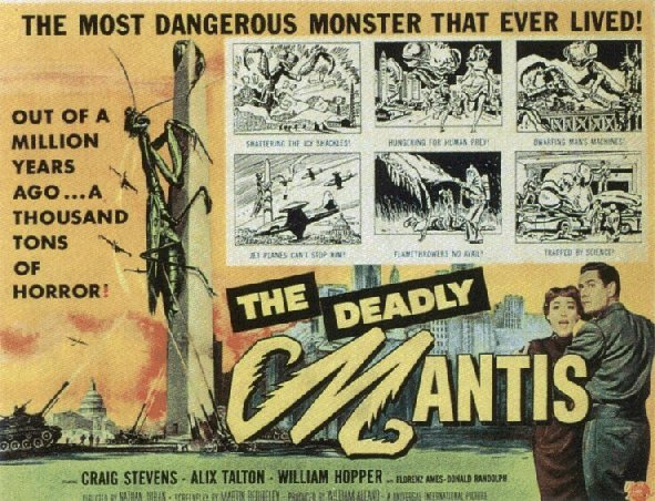 Deadly Mantis (1957)