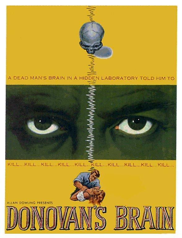 Donovans Brain (1953)