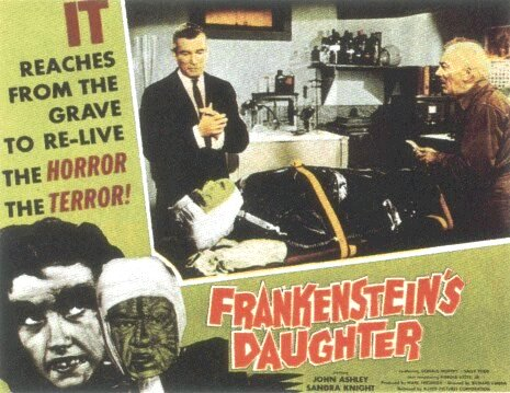 Frankenstein's Daughter (1958)