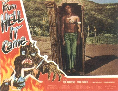 From Hell It Came (1957)