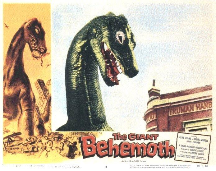 Giant Behemoth (1959)