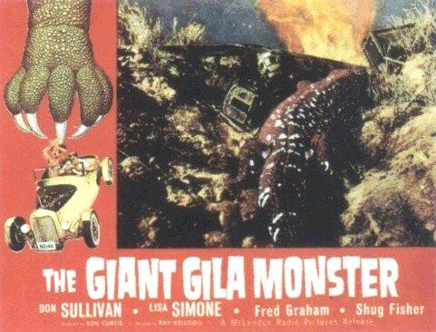Giant Gila Monster (1959)
