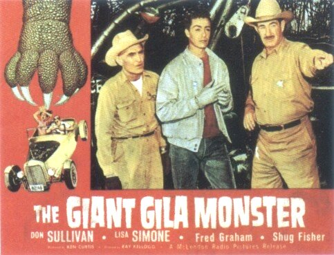 Giant Gila Monster (1959)