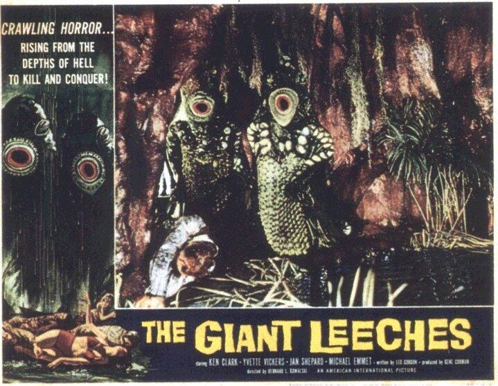 Giant Leeches (1959)