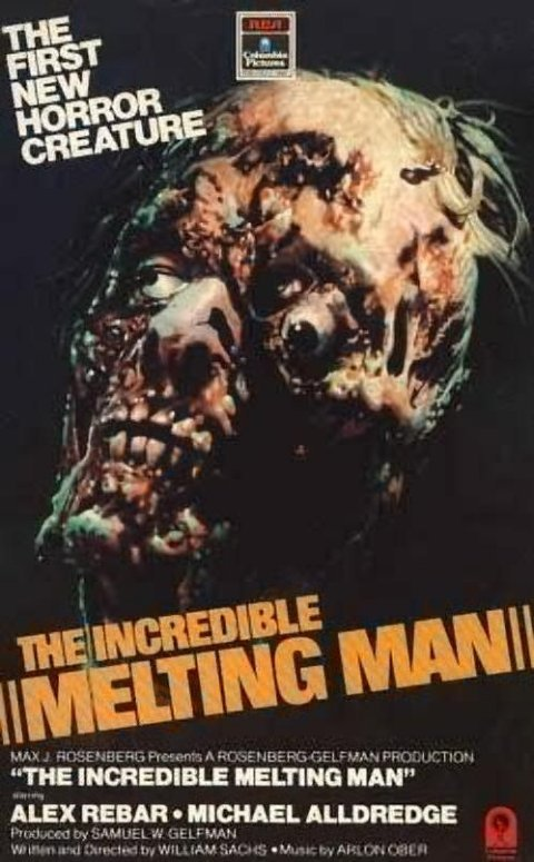 Incredible Melting Man (1977)