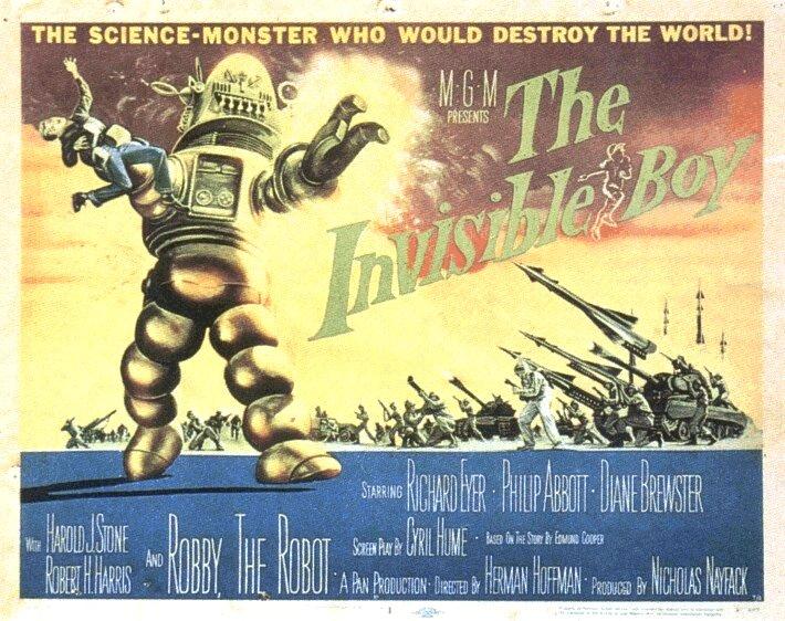 Invisible Boy (1957)
