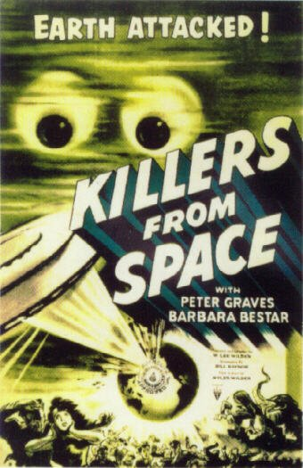 Killers From Space (1957)