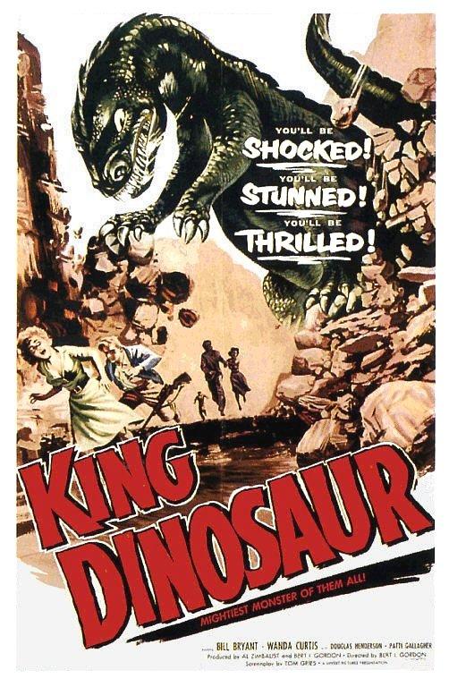 King Dinosaur (1955)