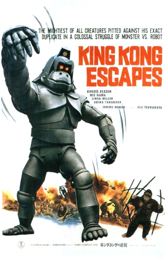 King Kong Escapes (1067)