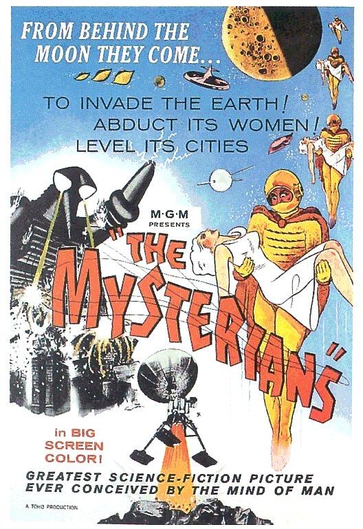 Mysterians (1957)