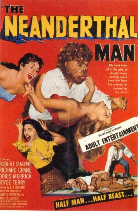 Neanderthal Man (1953)