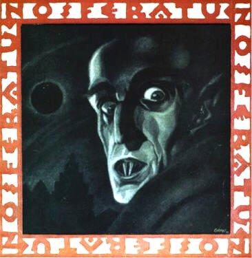 Nosferatur, eine Symphonie des Grauens (1922)