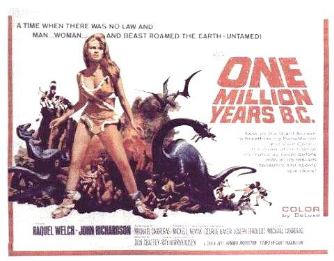 One Millions Years B.C. (1966)