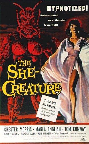 She Creature (1956)