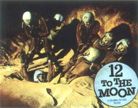 12 to the Moon (1960)
