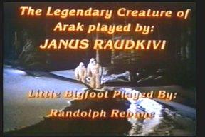 Bigfoot credit