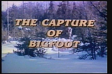 Capture of Big Foot Title