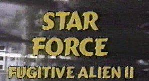 Fugitive Alien 2