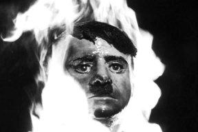 Adolf Hitler head