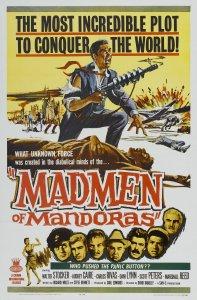 Madmen of Madoras poster
