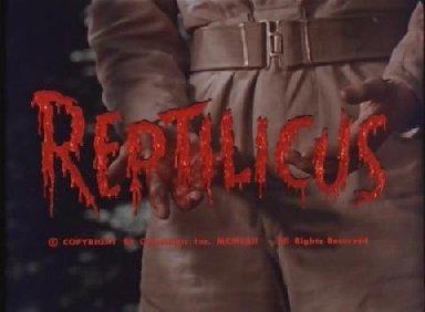 Reptilicus Title
